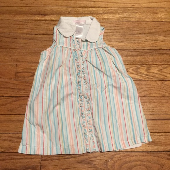 Janie and Jack Other - Janie and Jack striped dress - 3-6 months